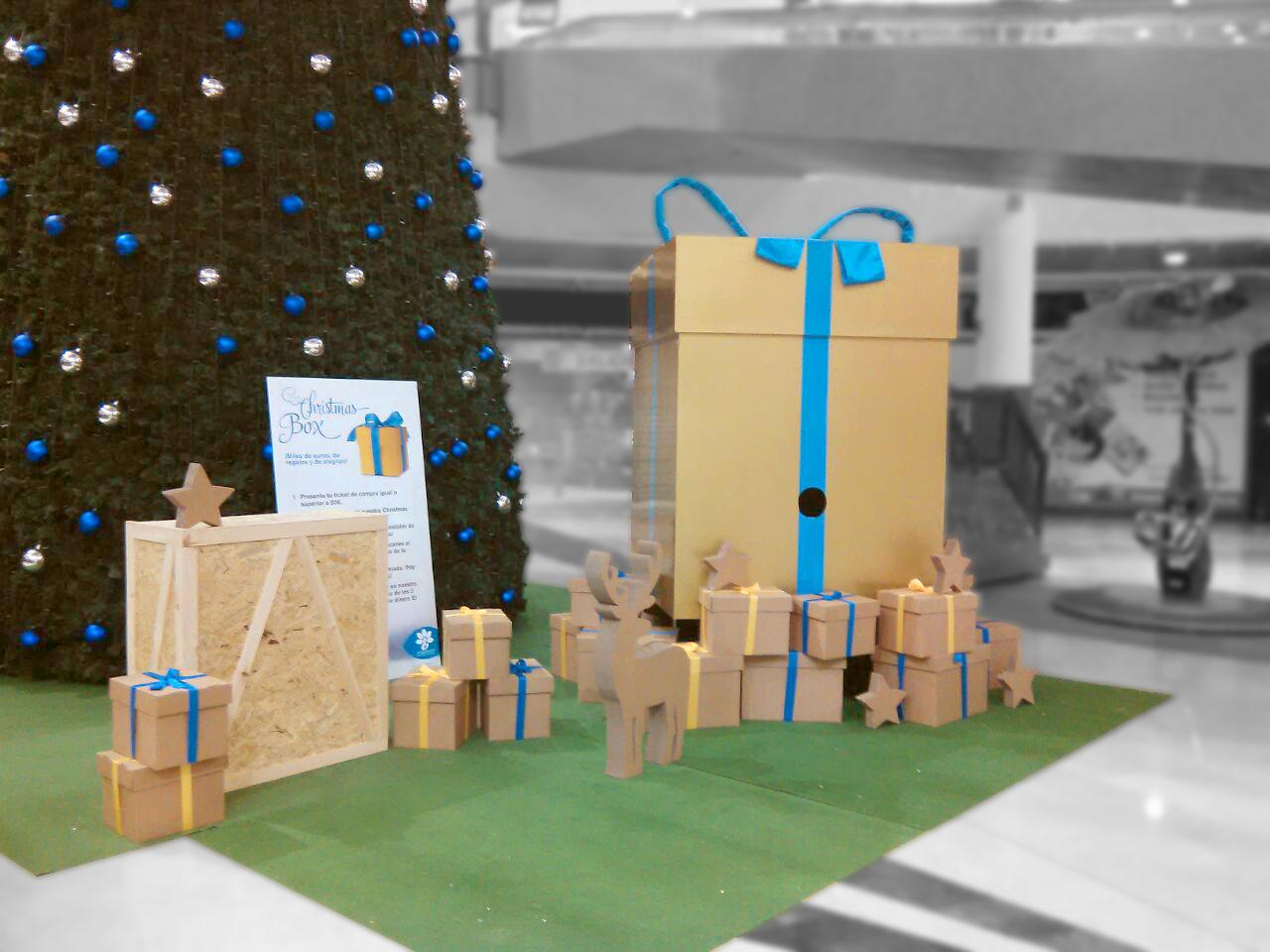 Decorado Navidad Para Centro Comercial