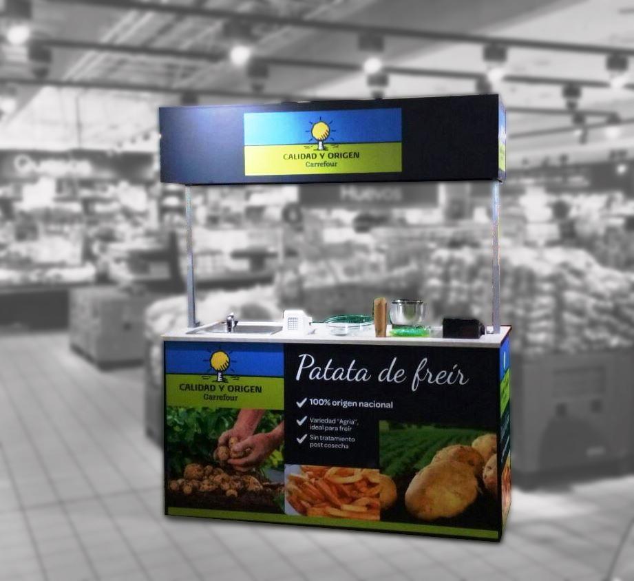 Show Cooking Portátil Para Centro Comercial
