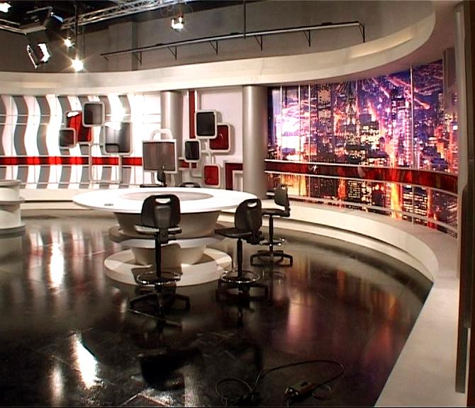 Plató De Televisión