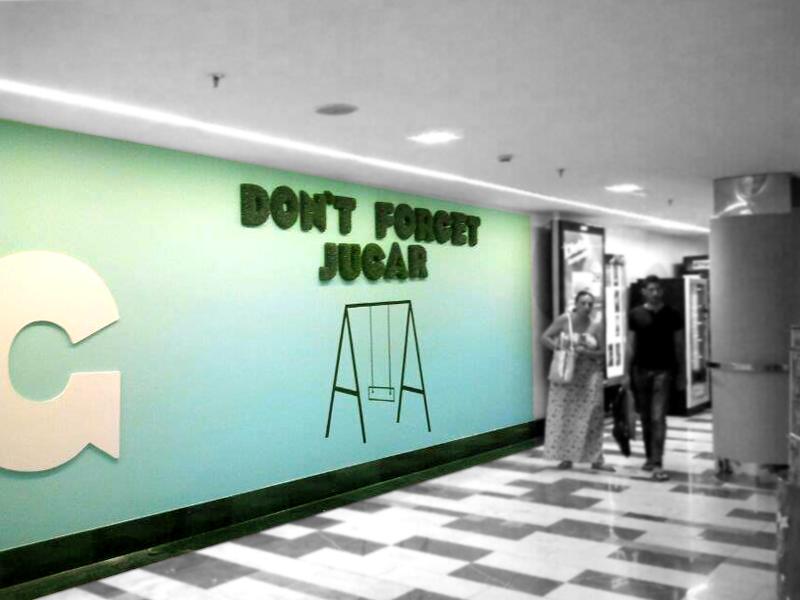 Montaje Para Centro Comercial