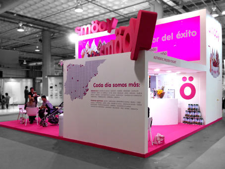 Stand smooy 2011 (Madrid-Valencia-París) (4)
