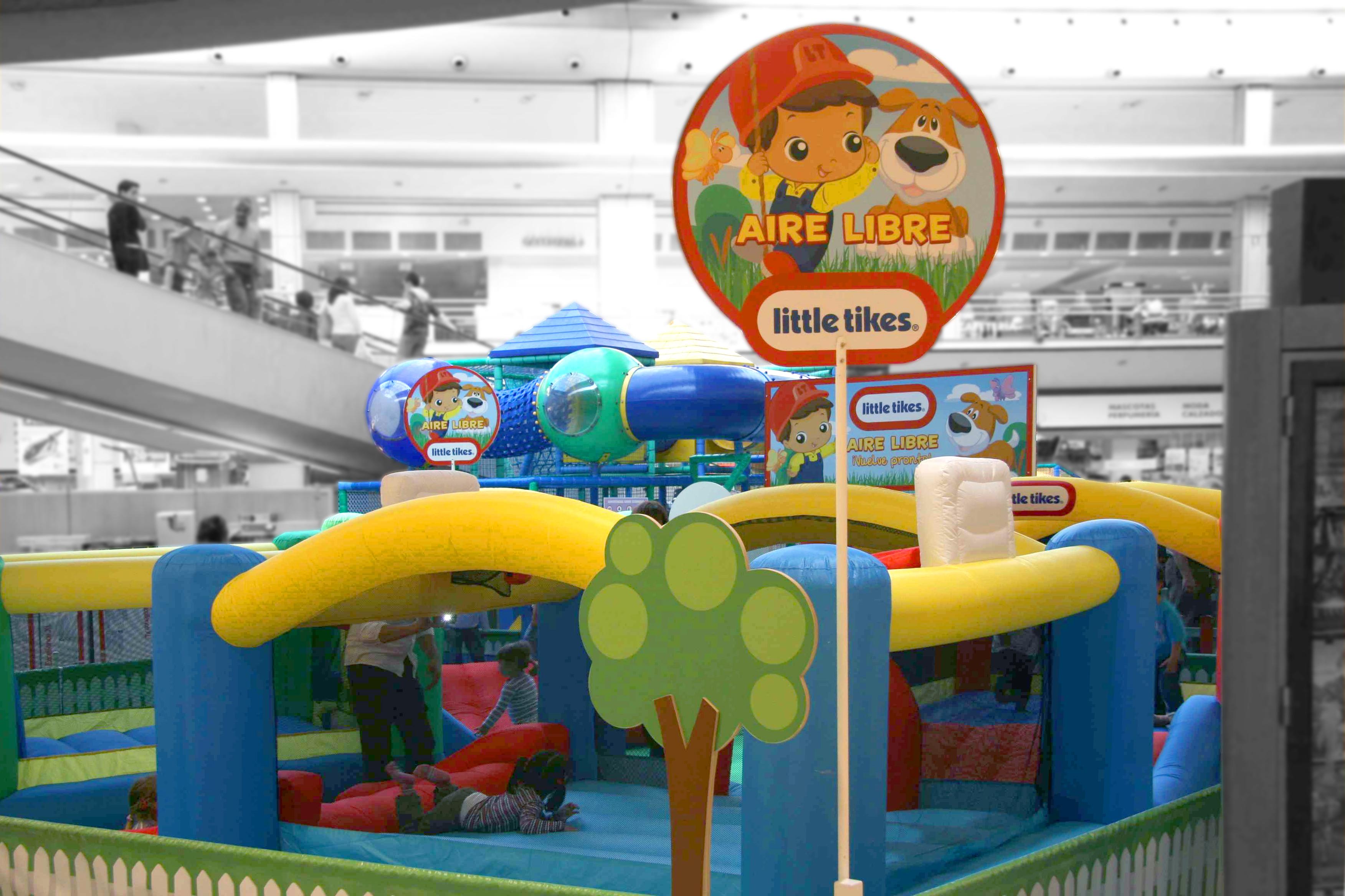 Zona Infantil Centro Comercial